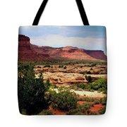 Utah Plateau Mtn M 303 Tote Bag