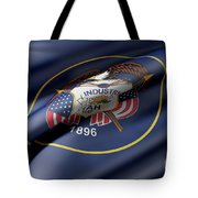 Utah State Flag Tote Bag