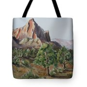 Utah Valley Tote Bag