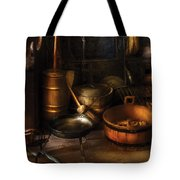 Utensils - Colonial Utensils Tote Bag