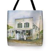Utica Store Tote Bag