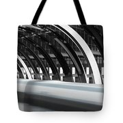 Utopia Station Tote Bag