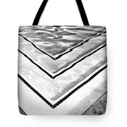 V Shape Palm Springs Tote Bag