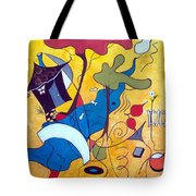 Vacation Home Tote Bag