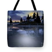 Vacation Paradise Tote Bag