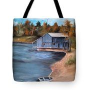 Vacation Spot Tote Bag