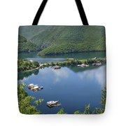 Vacha Dam Tote Bag