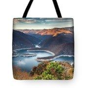 Vacha Lake Tote Bag