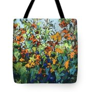 Vadasz Sunflowers Tote Bag