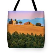 Val D'orcia Serenity Tote Bag