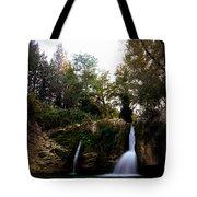 Val Rea Waterfalls Tote Bag