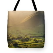 Vale Of Edale Tote Bag