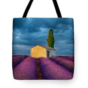 Valensole Shed Tote Bag