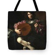 Valentin December Bulony Tote Bag