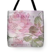 Valentine Blush Tote Bag