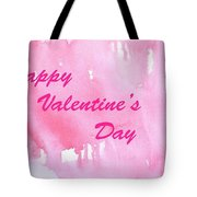 Valentine Card Tote Bag