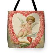 Valentine Design Four Tote Bag