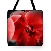 Valentine Orchid Tote Bag