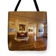 Valentine Richmond History Center 5020t Tote Bag