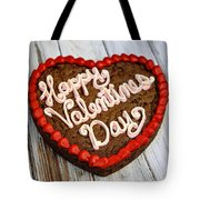 Valentines Cookie  Tote Bag