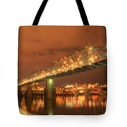 Valentine's Day In Chattanooga Tote Bag