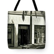 Valentino On Rodeo Drive Tote Bag