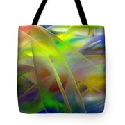 Veils Of Color 2 Tote Bag
