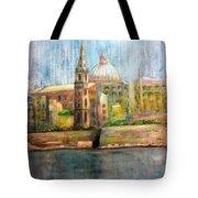 Valletta Icon Tote Bag