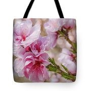 Valley Blossoms Tote Bag