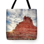 Valley Butte Tote Bag