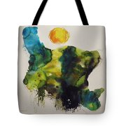 Valley Farmland Tote Bag