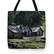 Valley Forge Barracks Tote Bag