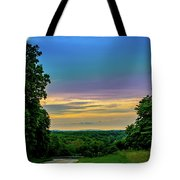 Valley Forge Views Tote Bag