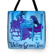 Valley Green Inn Tote Bag