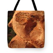 Valley Of Fire - Nevada's Crown Jewel Tote Bag by Christine Till