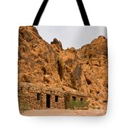 Valley Of Fire Cabins Tote Bag