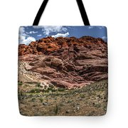 Valley Of Fire IIi Tote Bag