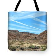 Valley Of Fire Nevada  Tote Bag