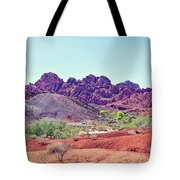 Valley Of Fire State Park, Nevada Tote Bag
