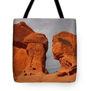 Valley Of Fire State Park Seven Sisters Tote Bag
