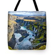 Valley Of Tears #2 - Iceland Tote Bag