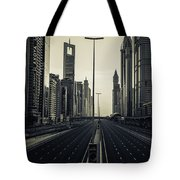 Valley Of The 11 Tote Bag