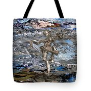 Valley Of The Dancing Zombie Tote Bag
