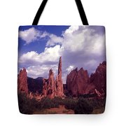 Valley Of The Gods 1964 Tote Bag