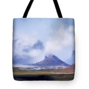 Valley Of The Gods Tote Bag by Leland D Howard