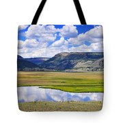Valley Of The Serpent Tote Bag