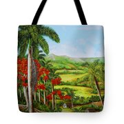 Yumuri Valley Tote Bag