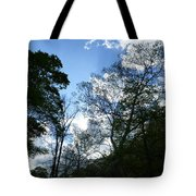 Valley Sky View Tote Bag