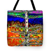 Valley View 2 Tote Bag