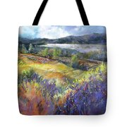 Valley View Tote Bag